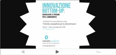 Innovazione bottom-up - Prezi