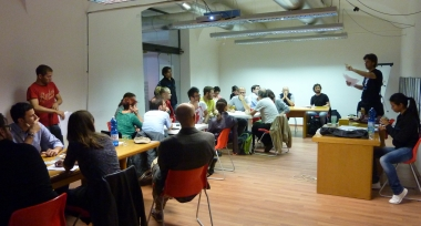 Cocoon Projects workshop - OpenCamp - Roma