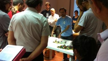 Lego Serious play @ OpenCamp Roma