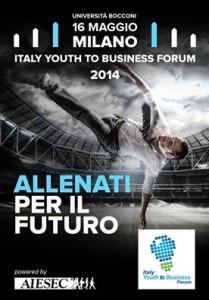 Italian Youth Business Forum 2014